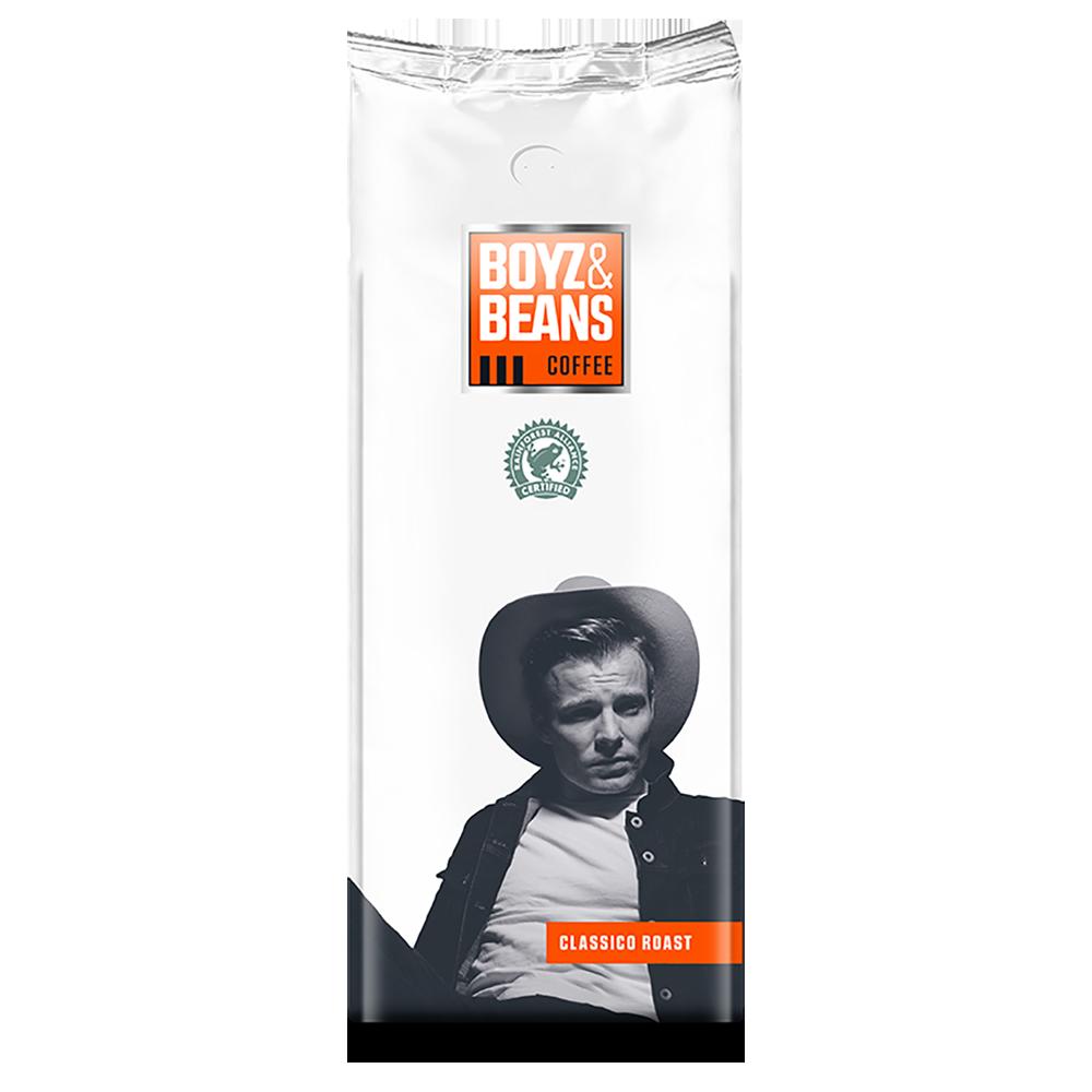 boyz en beans - classico roast - bonen