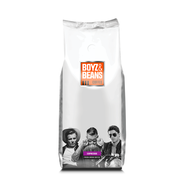 boyz en beans - espresso - fresh brew
