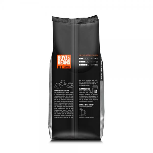 boyz en beans - fresh brew - espresso