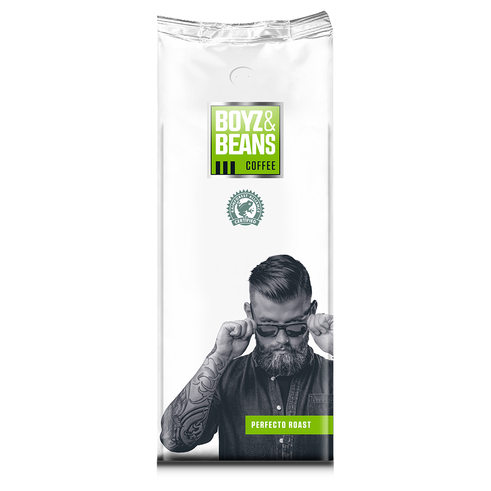 boyz en beans - perfecto roast - bonen