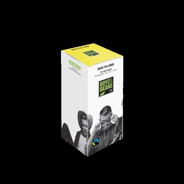 Green Tea Lemon - thee - Boyz en Beans