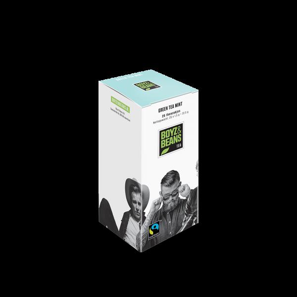 Green Tea Mint - thee - Boyz en Beans
