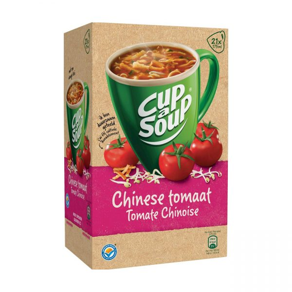 Cup-a-Soup Chinese tomaat