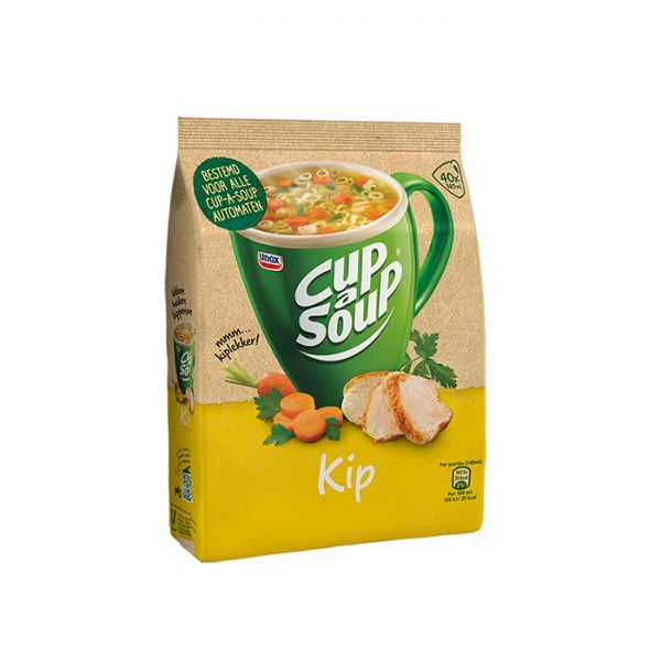 Cup-a-Soup Kip (automaat)