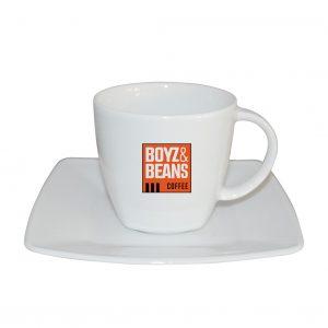 Kop en schotel - Boyz & Beans
